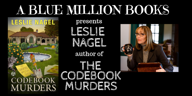 FEATURED AUTHOR: LESLIE NAGEL