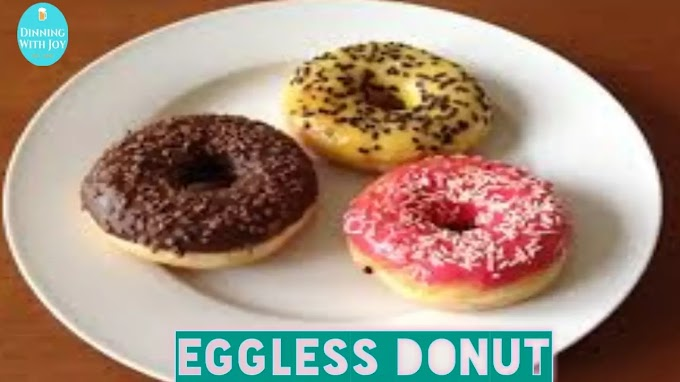 Donuts recipe without yeast -How to make donuts without egg-egg less donuts recipe