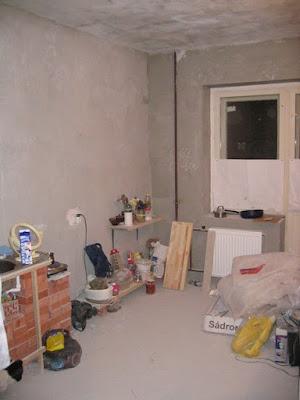 Вид на кухне