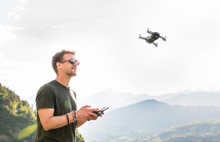 Langkah Awal Memulai Videografi Drone