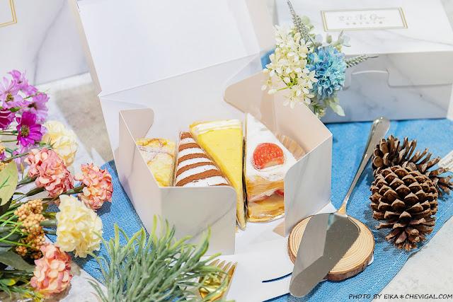 MG 7154 - 熱血採訪│台中人氣千層蛋糕12/19新開幕!百元就能品嚐美味千層,還有限定草莓千層新發售!