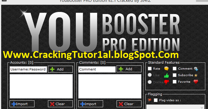 TOOLS - YouBooster Pro Edition V 2 1 ( Best Youtube Software