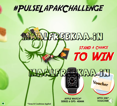 Win Apple Watch FREE by Take Challenge