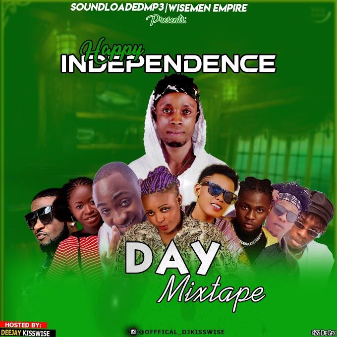 [Mixtape]Dj Kisswise-Happy independence day mixtape