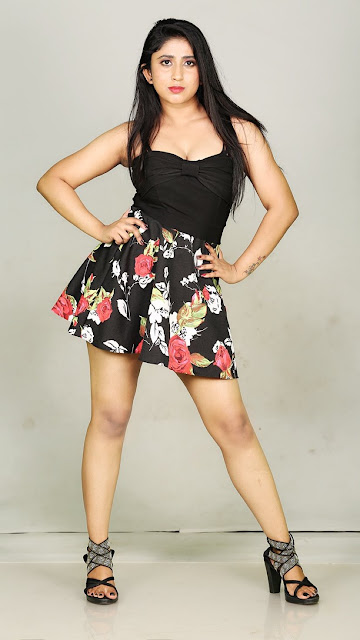 Sagarika Gowda 8