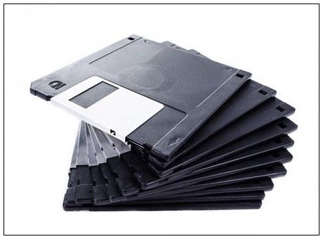 Disket dan ADVAN g9