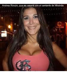 Andrea Rincón Se Casará