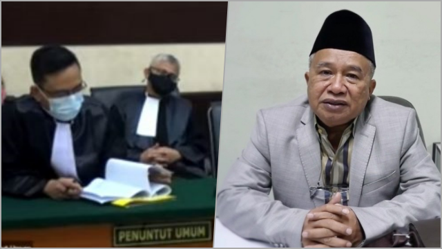 Jaksa Tuntut HRS 6 Tahun, Wantim MUI: Beraroma Politik dan Bernuansa Dendam