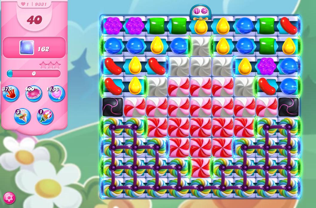 Candy Crush Saga level 9331