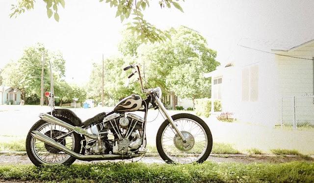 Harley Davidson Shovelhead By Nick Mahoney Hell Kustom