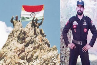 The story of the hero of the Kargil war, the tricolor hoisted 48 Pakistanis, PickPock,