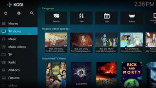 برنامج, مشاهدة, القنوات, الفضائية, وتشغيل, جميع, ملفات, الفيديو, والصوت, برنامج, كودى, Kodi
