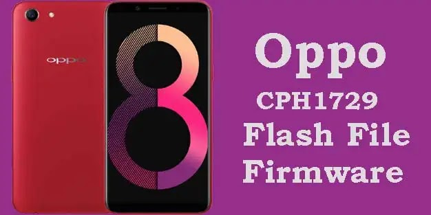 Oppo A83 CPH1729 Flash File (Tested) Stock ROM Firmware