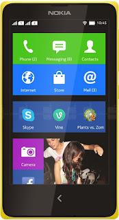 Cara Mudah Reset Nokia X RM-980 lupa pola & password