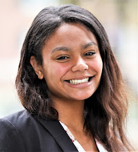 Center Editor-in-Chief: Olivia Harvey