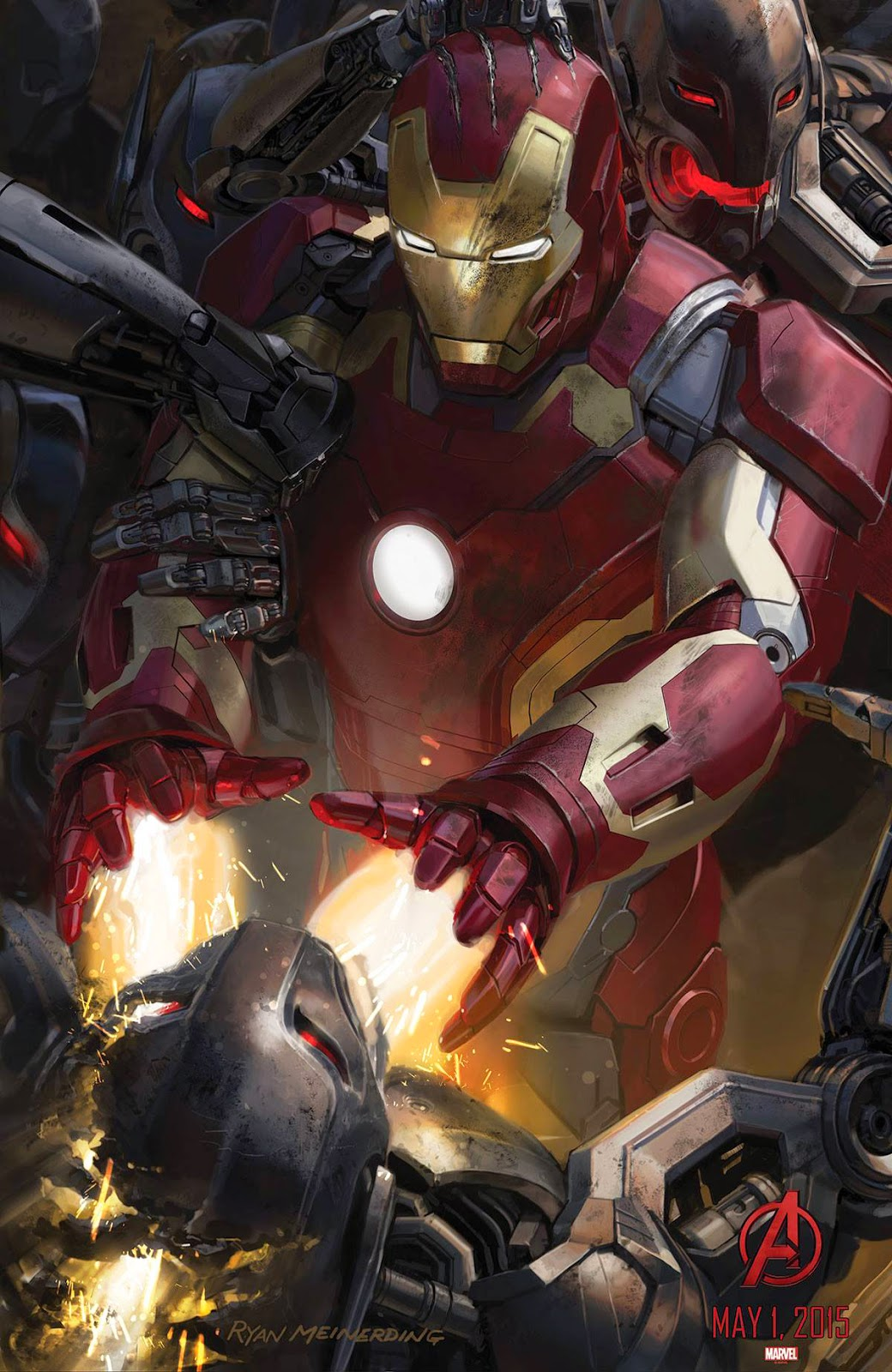 News and rumors on Iron Man from Avengers Age of Ultron