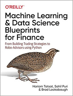 Machine Learning and Data Science Blueprints for Finance PDF Download