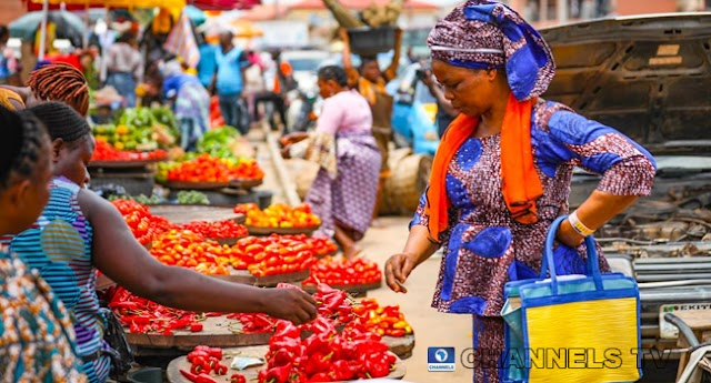 Prices of food Increase As Nigeria's Inflation Hits 14.89%