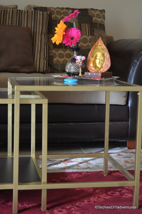 Ikea Vittasjo Nesting Coffee table Hack