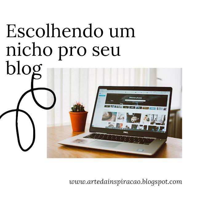 Um grande passo pra criar um blog é saber o que você vai por nela, então se liga nessas dicas para fazer uma boa escolha.