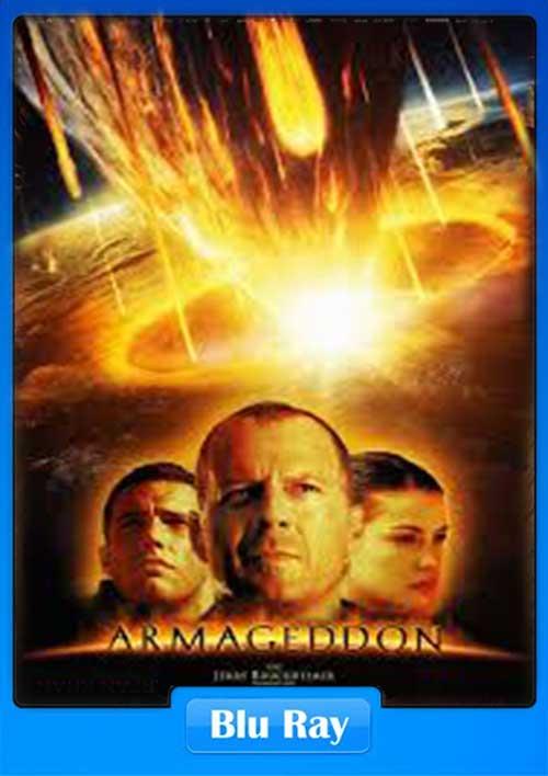 Armageddon 1998 480p BRRip 450MB x264 Poster