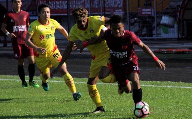 Bhayangkara FC vs PSM Makasar