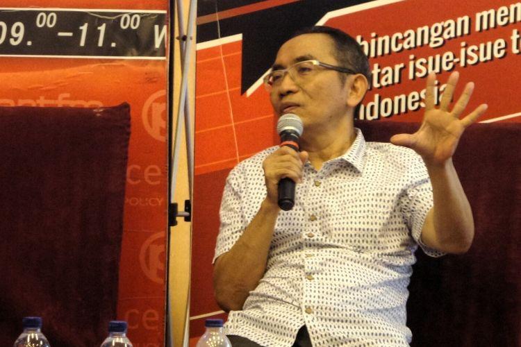 Eks Pimpinan KPK: 75 Pegawai Tak Lolos ASN Sudah Disetting!