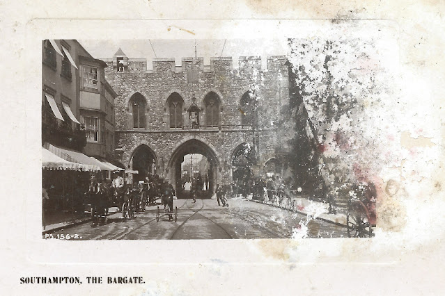 Picture of Bargate Southampton