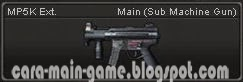 MP5K Ext. Senjata Point Blank PB Weapon