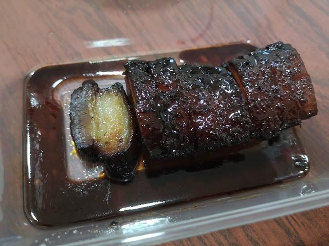 Famous Treasure Roasted Honey Glazed BBQ Pork