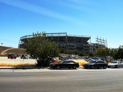 Santa Clara CA Levi Stadium Courtesy of D West All Rights.