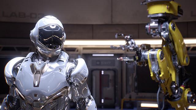 شركة Nvidia تكشف عن مستقبل ألعاب الفيديو من خلال بطاقة Quadro RTX وتلمح لموعد تقديم RTX 2080 ..