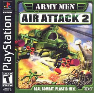 Download Army Men: Air Attack 2 (Ps1)
