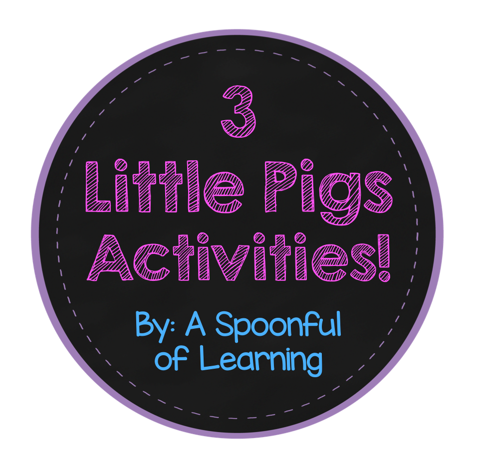 3 Little Pigs + Pete the Cat + FREEBIES!!! = FUN!!!