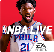 تحميل لعبه NBA LIVE مهكره