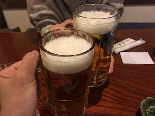 花舎 ビール