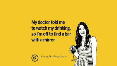 Witty Alcohol Quotes