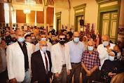 Masyarakat Lebanon Adakan Pameran Bulanan, Walikota Tripoli Raya Apresiasi PPWI