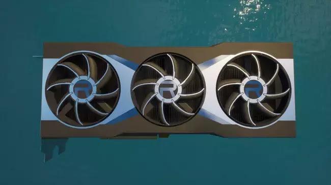 AMD Radeon RX 6000 Ekran Kartı Görüntüsü