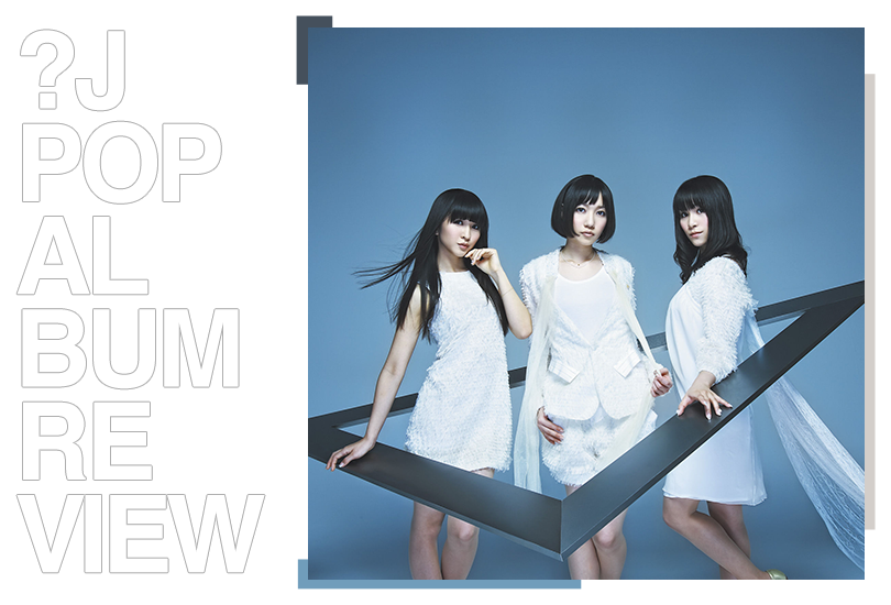Album review: Perfume - Triangle ⊿ | Random J Pop