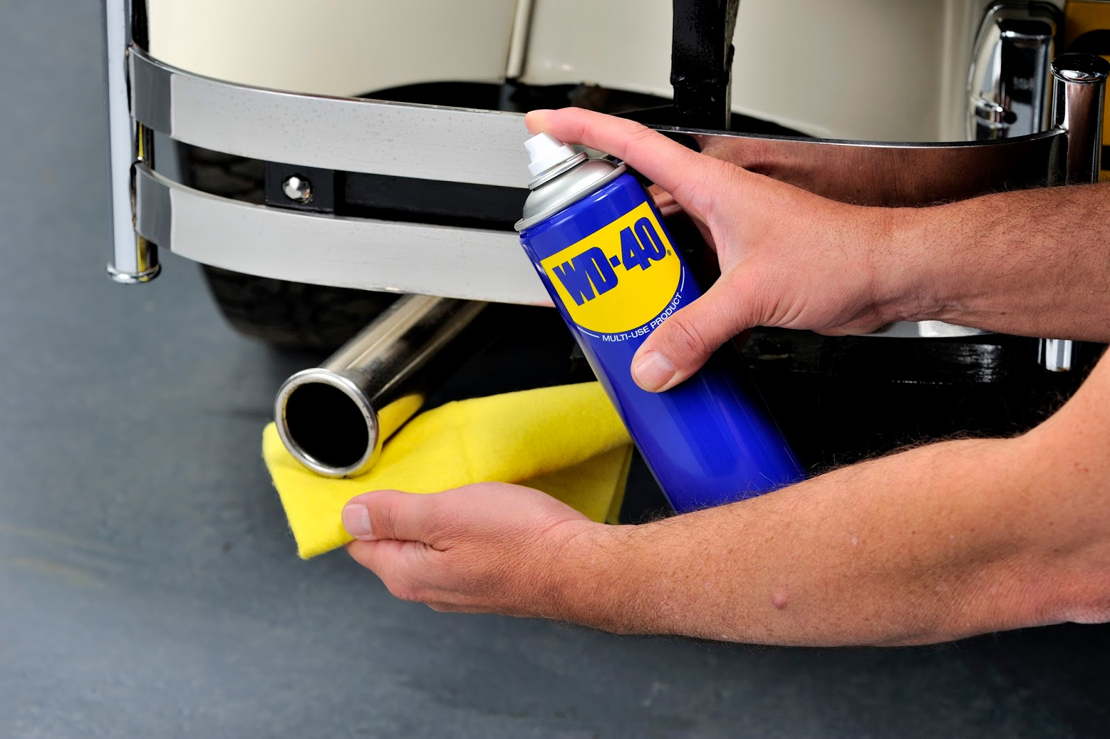 CAR CLEANING MADE EASY WITH WD-40® - Borakkita Com
