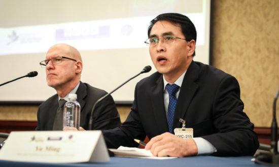Bằng chứng về tội ác thu hoạch nội tạng cưỡng bức ở Trung Quốc tại diễn đàn ở Mỹ