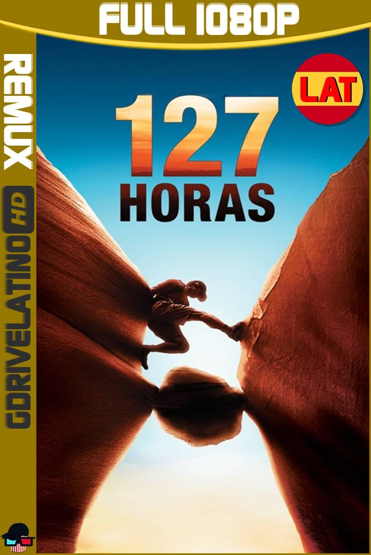 127 Horas (2010) BDRemux 1080p Latino-Ingles MKV