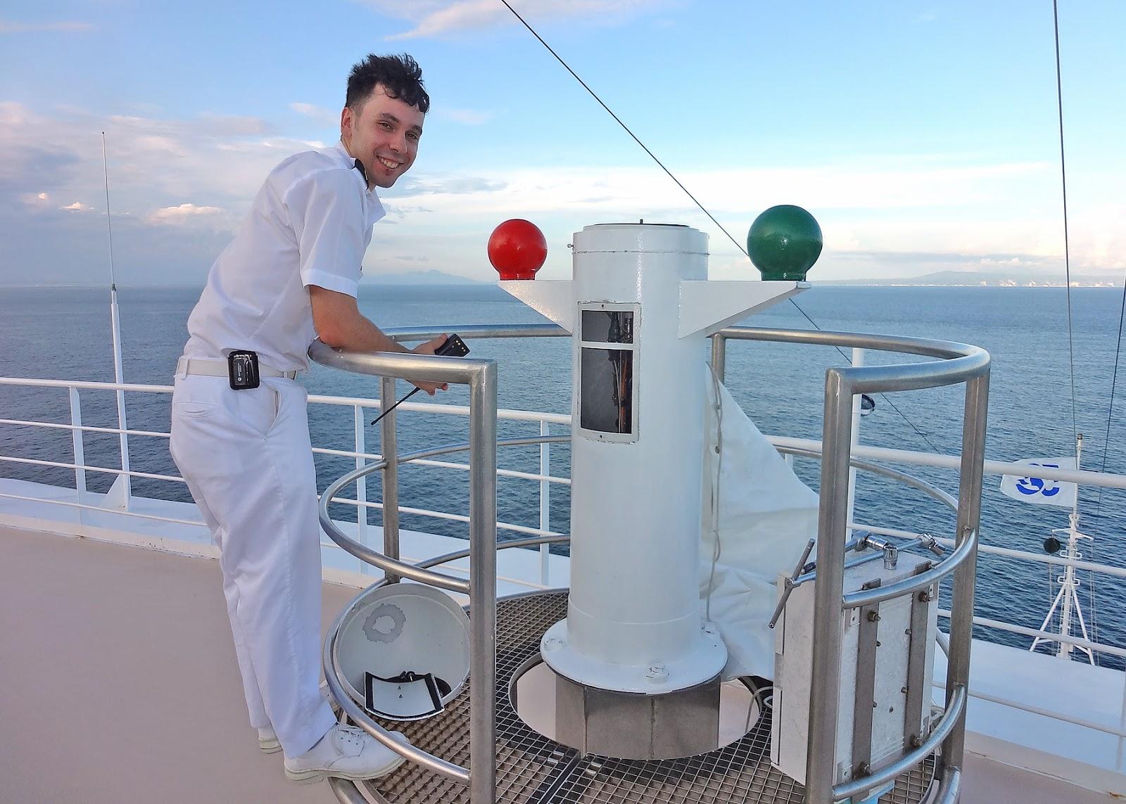 My Compass Ships: Cruise Ship Adjustments - 1