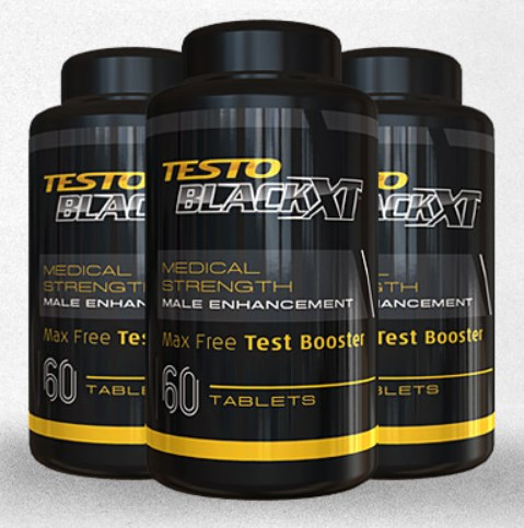 Testo Black XT - Medical Male Enhancement