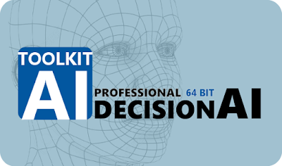 Decision AI Professional, Artificial Intelligence Software Toolkit