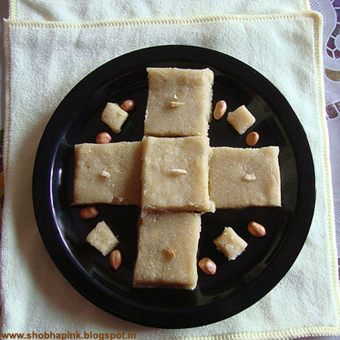 how to make indian sweets burfi
