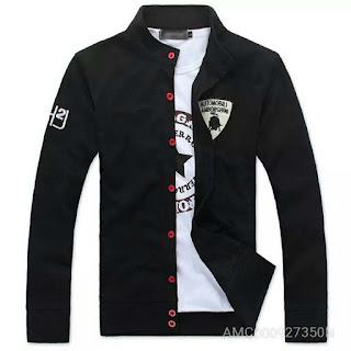 New Sweats Slim Men's Sports Jacket W11