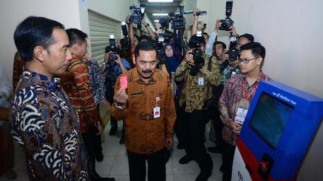 BPJS Naik, Walikota Solo Anggap Jokowi Sengsarakan Rakyat