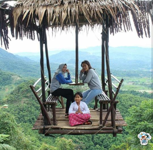 Keindahan Puncak Mustika Manik Wisata Hitzz 2018 Kabupaten Bogor Jawa Barat
